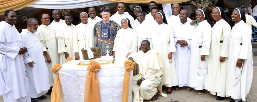 Send Forth Celebration: Rev. Bro. Stephen Lucas OP with the Friars and Sisters